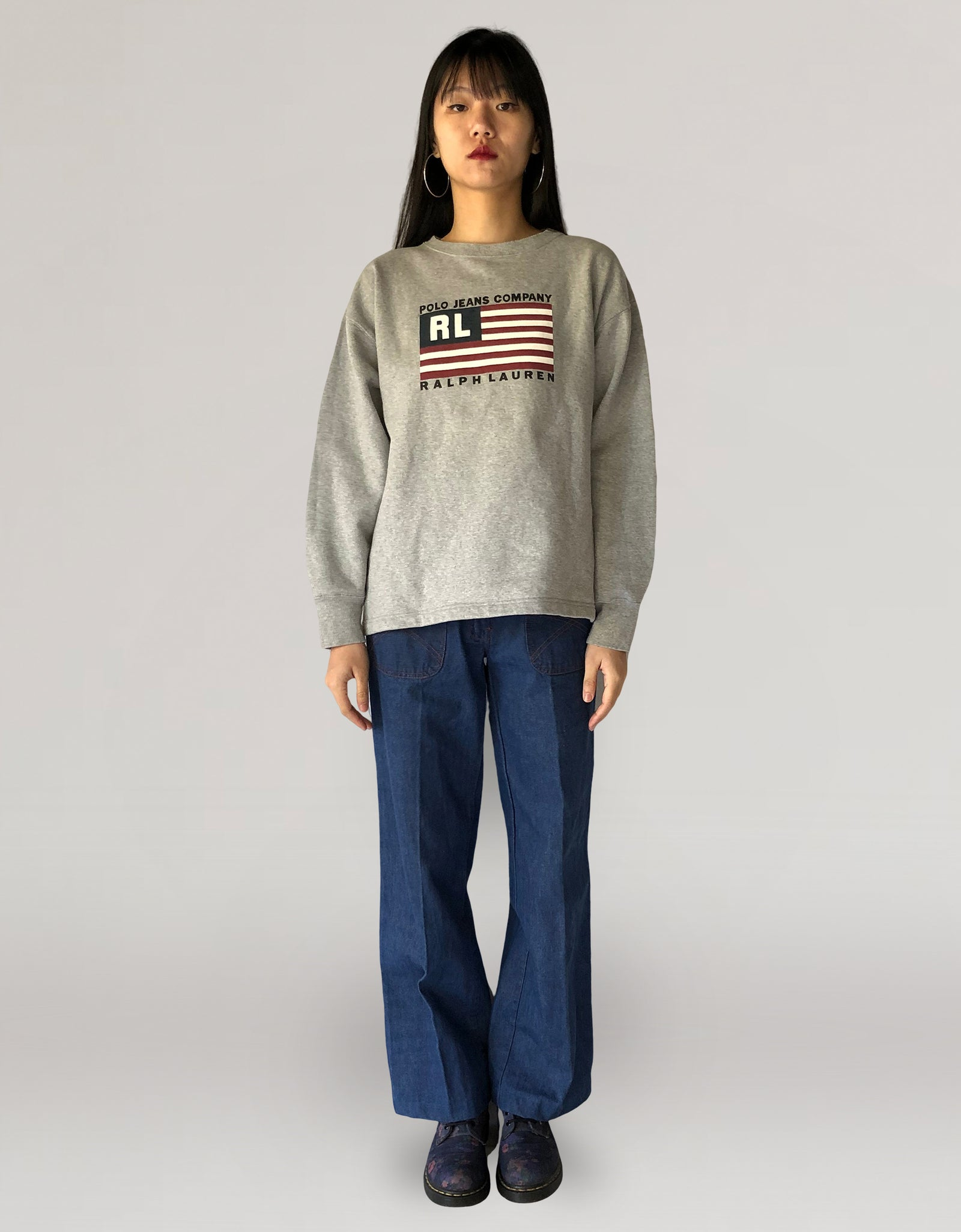 US sweatshirt