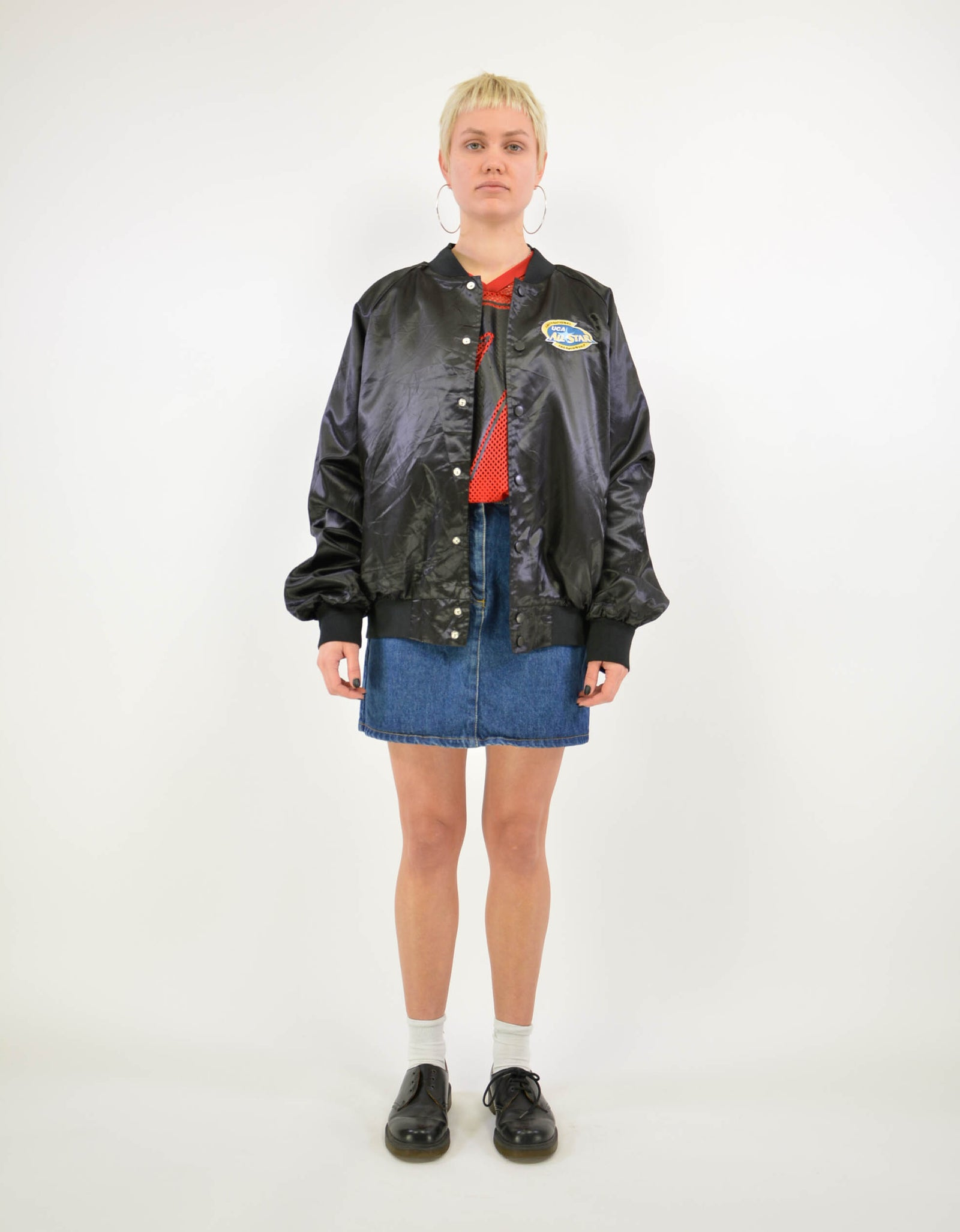 80s ALL STAR jacket - PICKNWEIGHT - VINTAGE KILO STORE