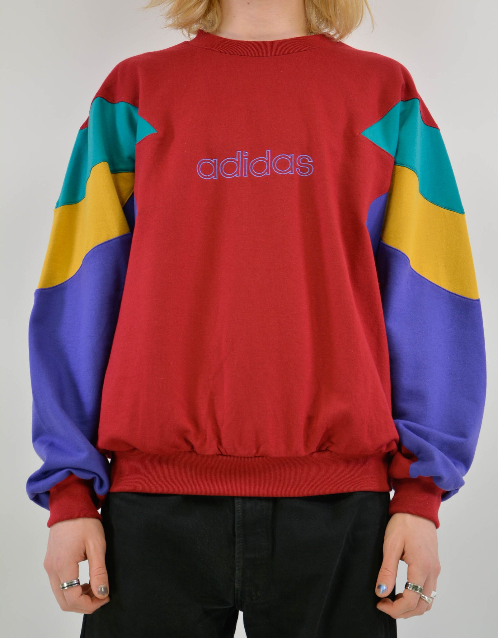 Sports sweater - PICKNWEIGHT - VINTAGE KILO STORE