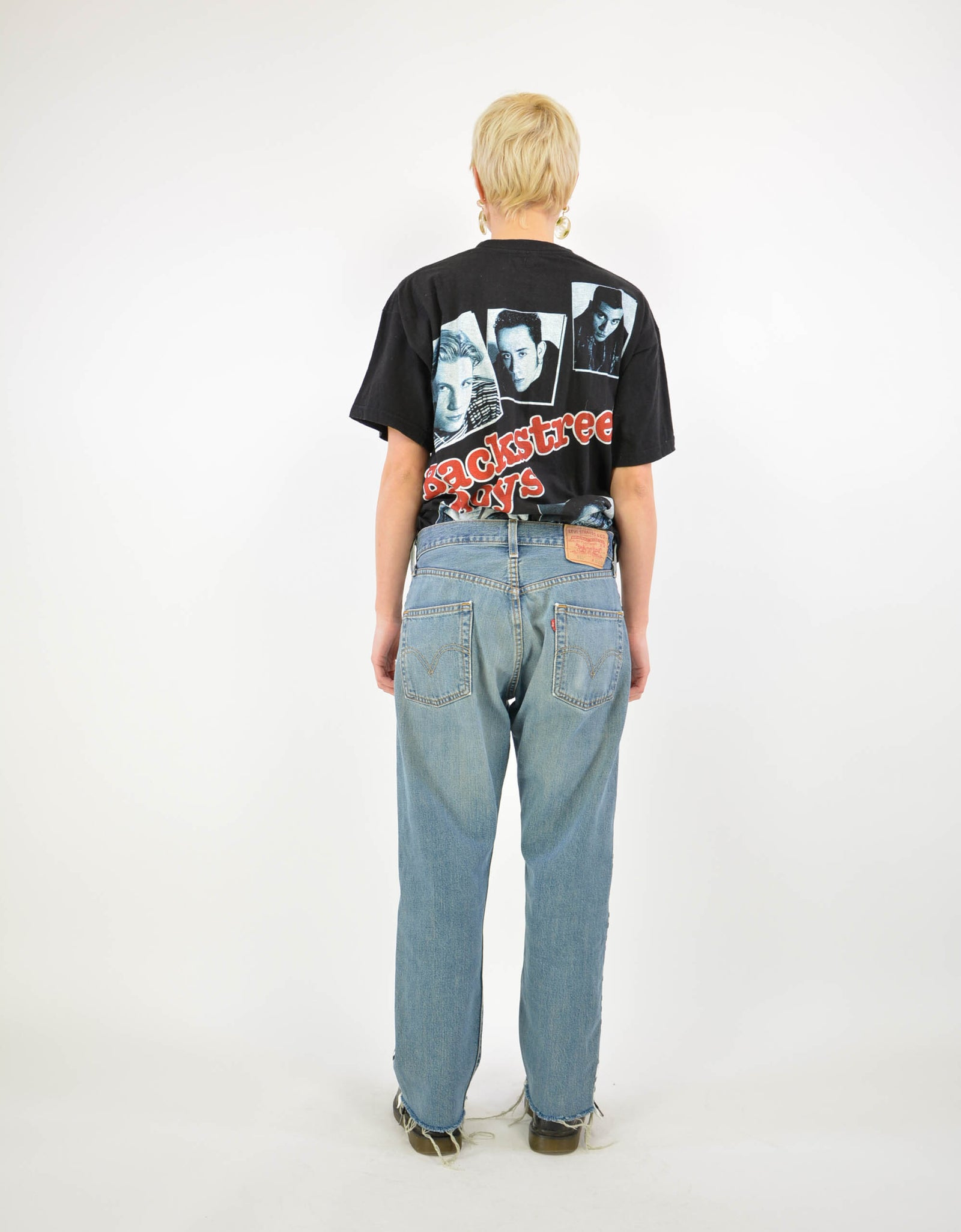 (RE)CO Jeans no 9S30 - PICKNWEIGHT - VINTAGE KILO STORE