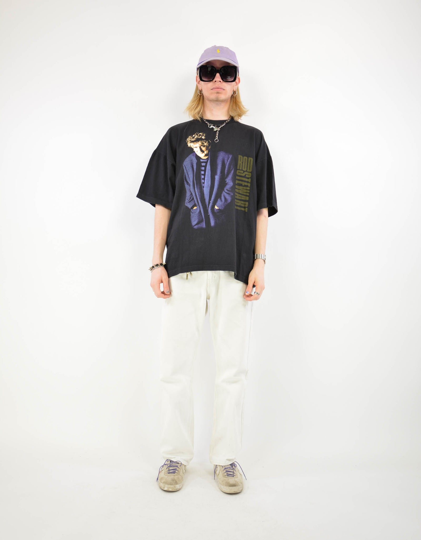 Band tee - PICKNWEIGHT - VINTAGE KILO STORE