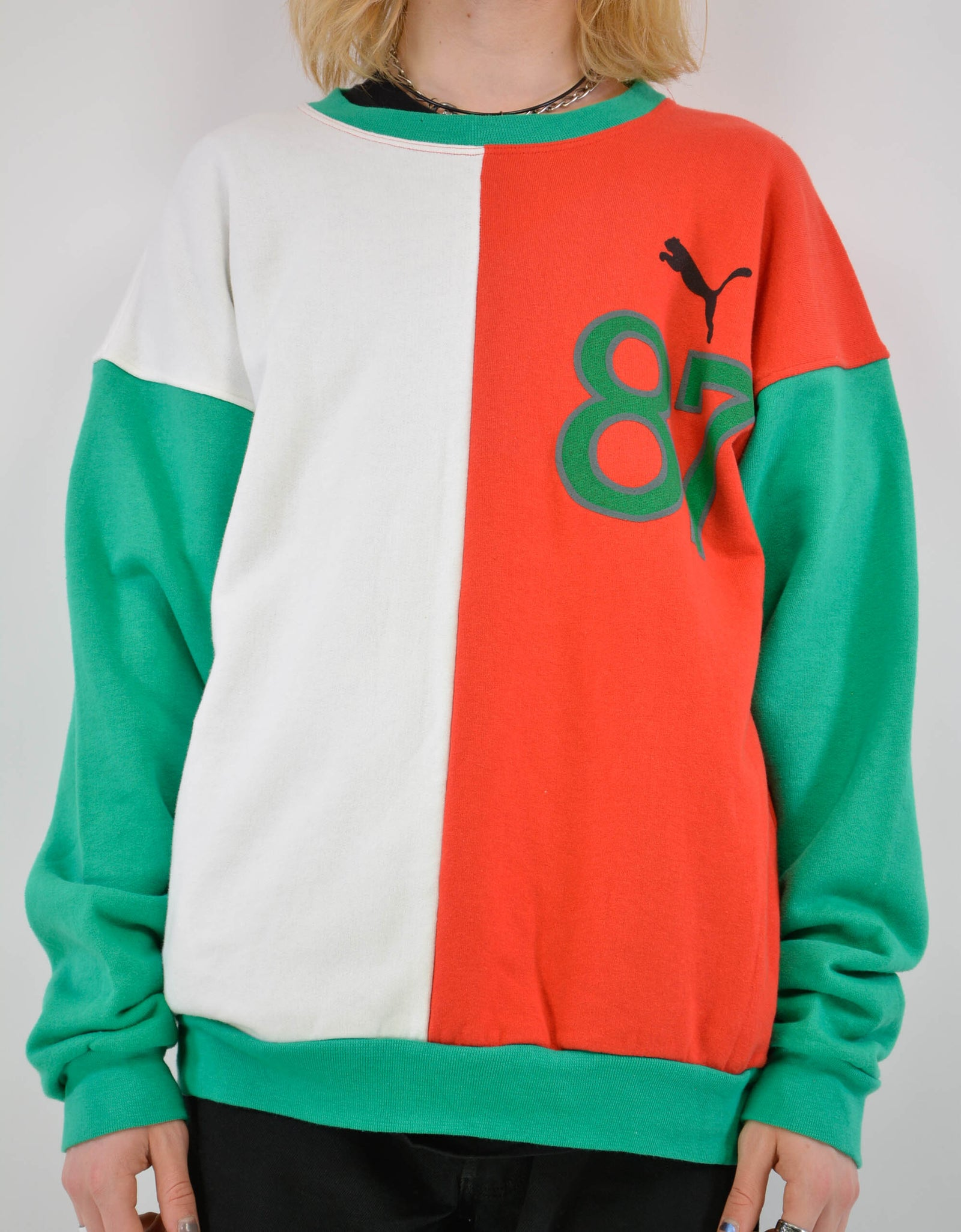 Special sport sweater - PICKNWEIGHT - VINTAGE KILO STORE
