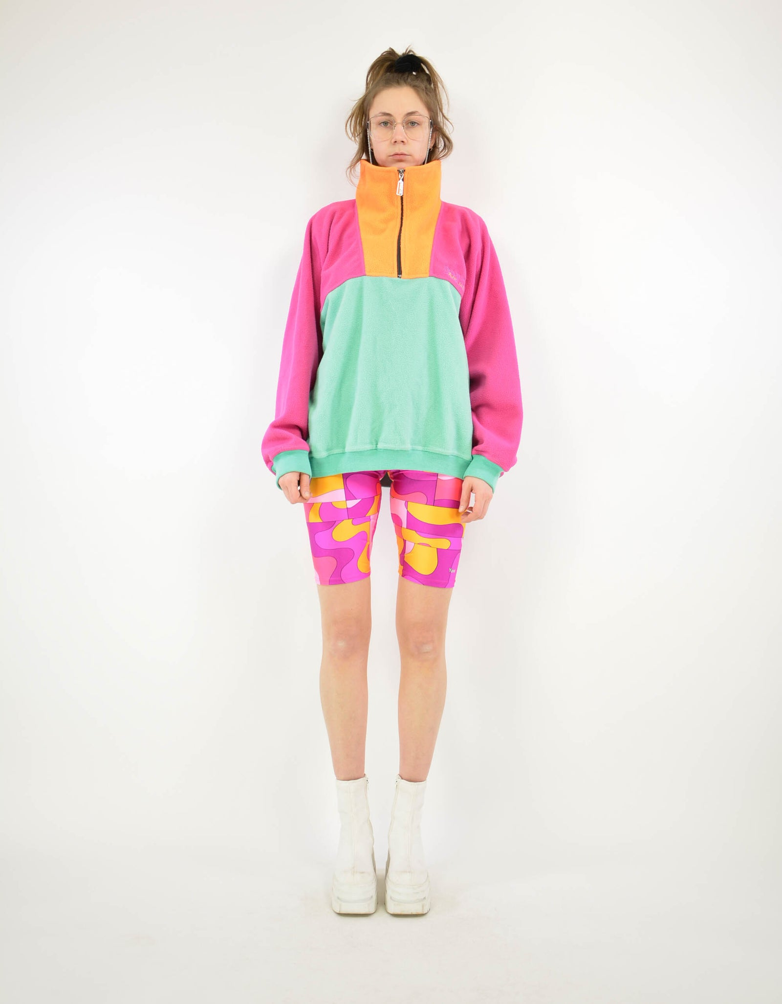80s special sweater - PICKNWEIGHT - VINTAGE KILO STORE
