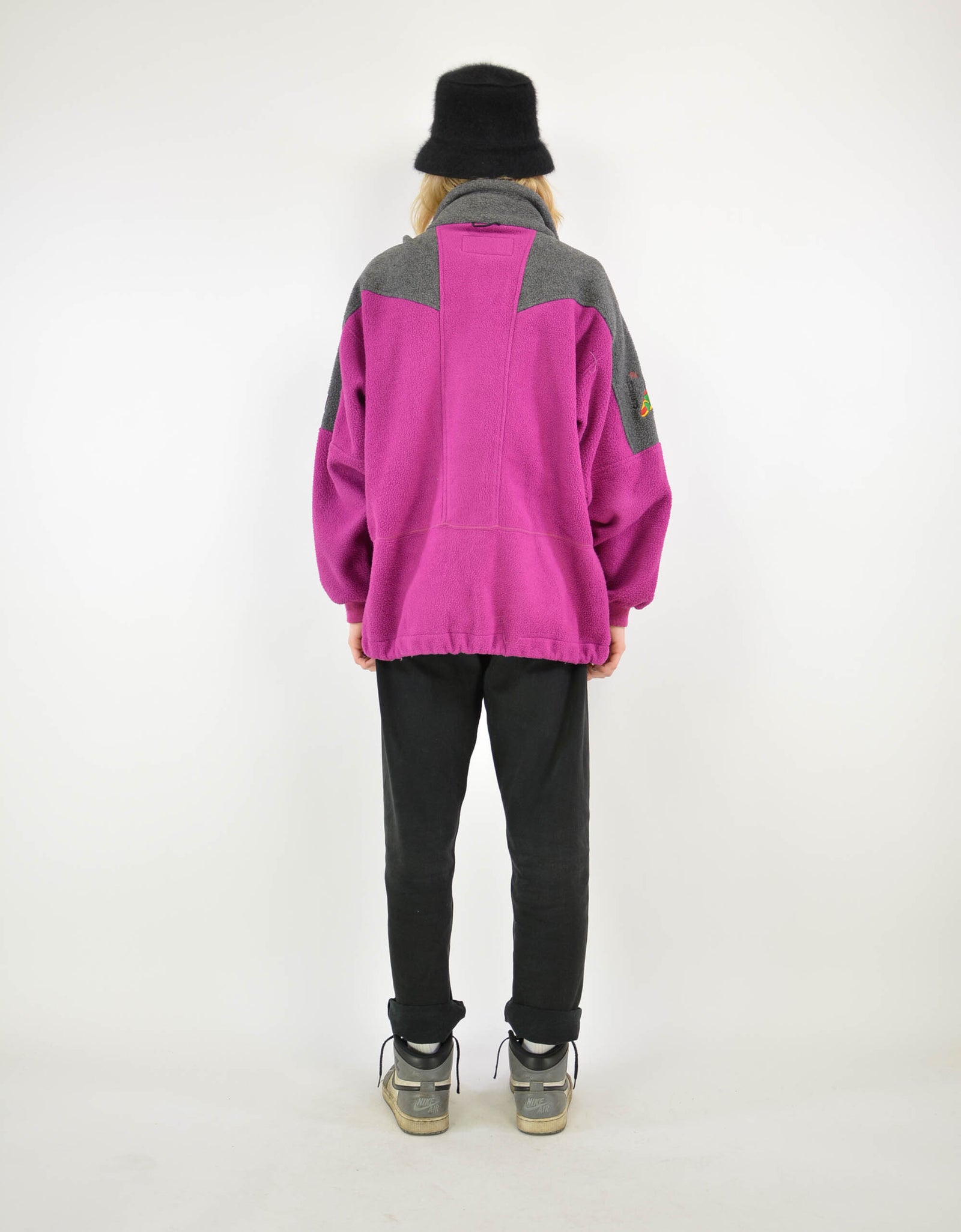Fleece jacket - PICKNWEIGHT - VINTAGE KILO STORE