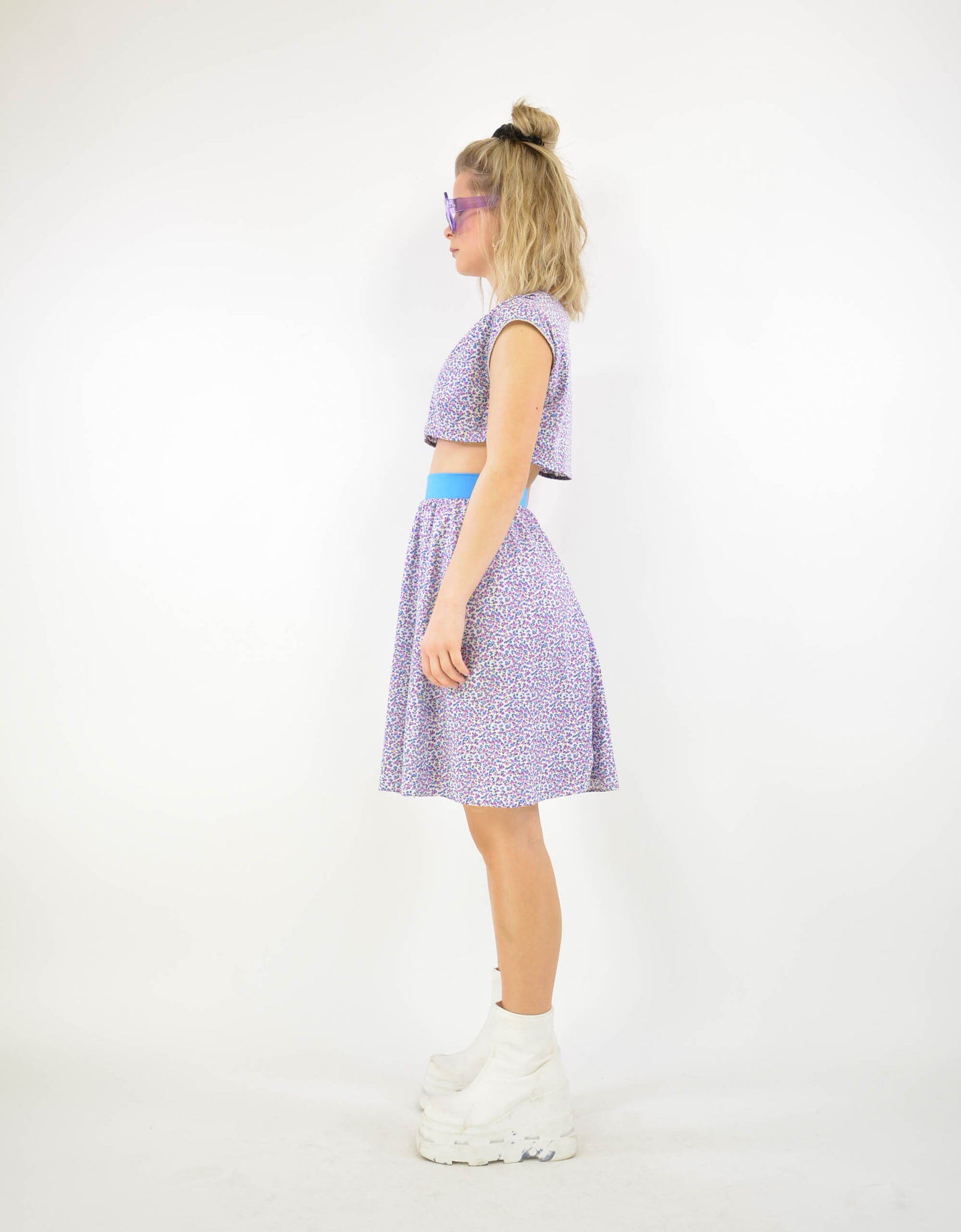 (RE)CO Dress set - PICKNWEIGHT - VINTAGE KILO STORE