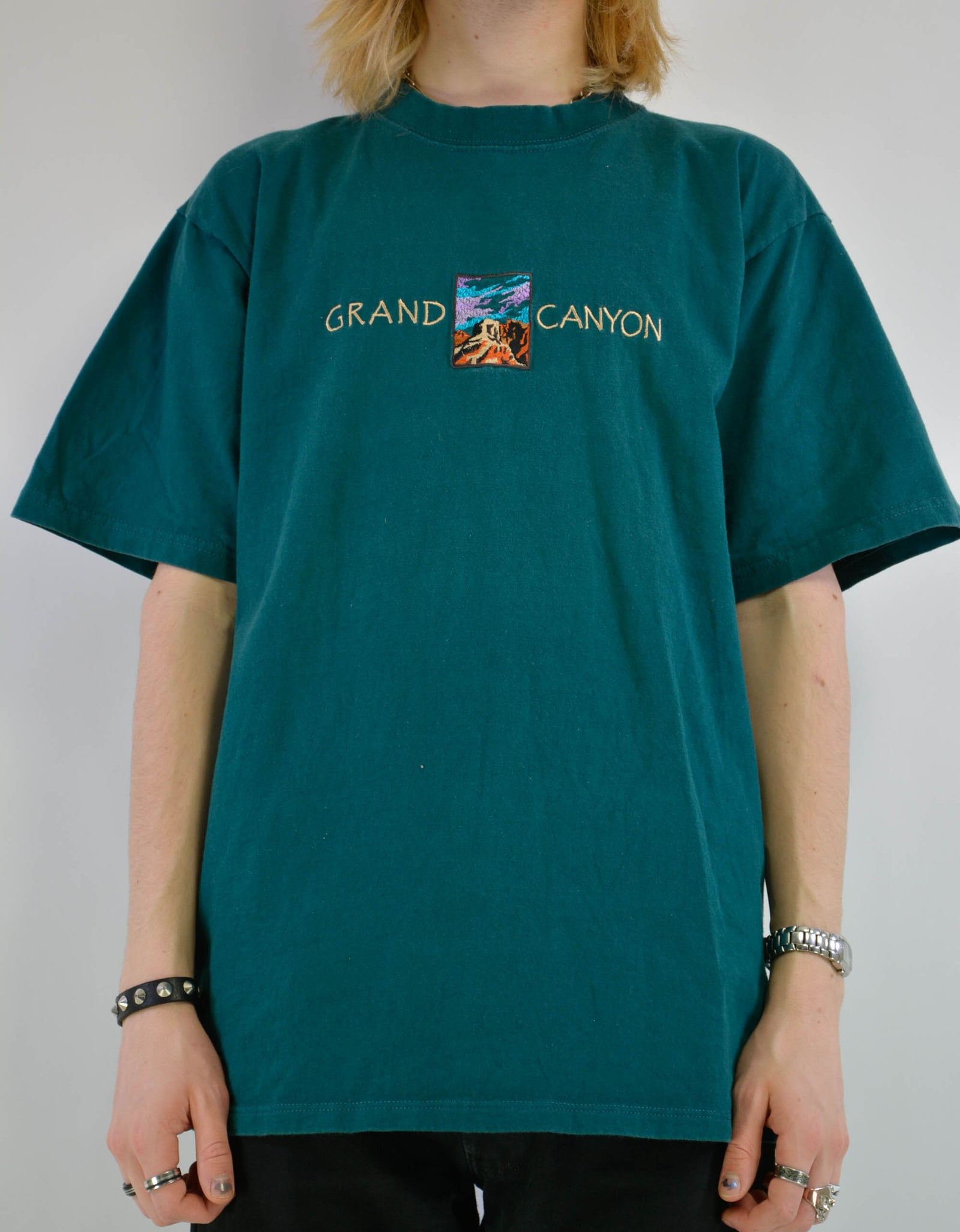Grand Canyon tee - PICKNWEIGHT - VINTAGE KILO STORE