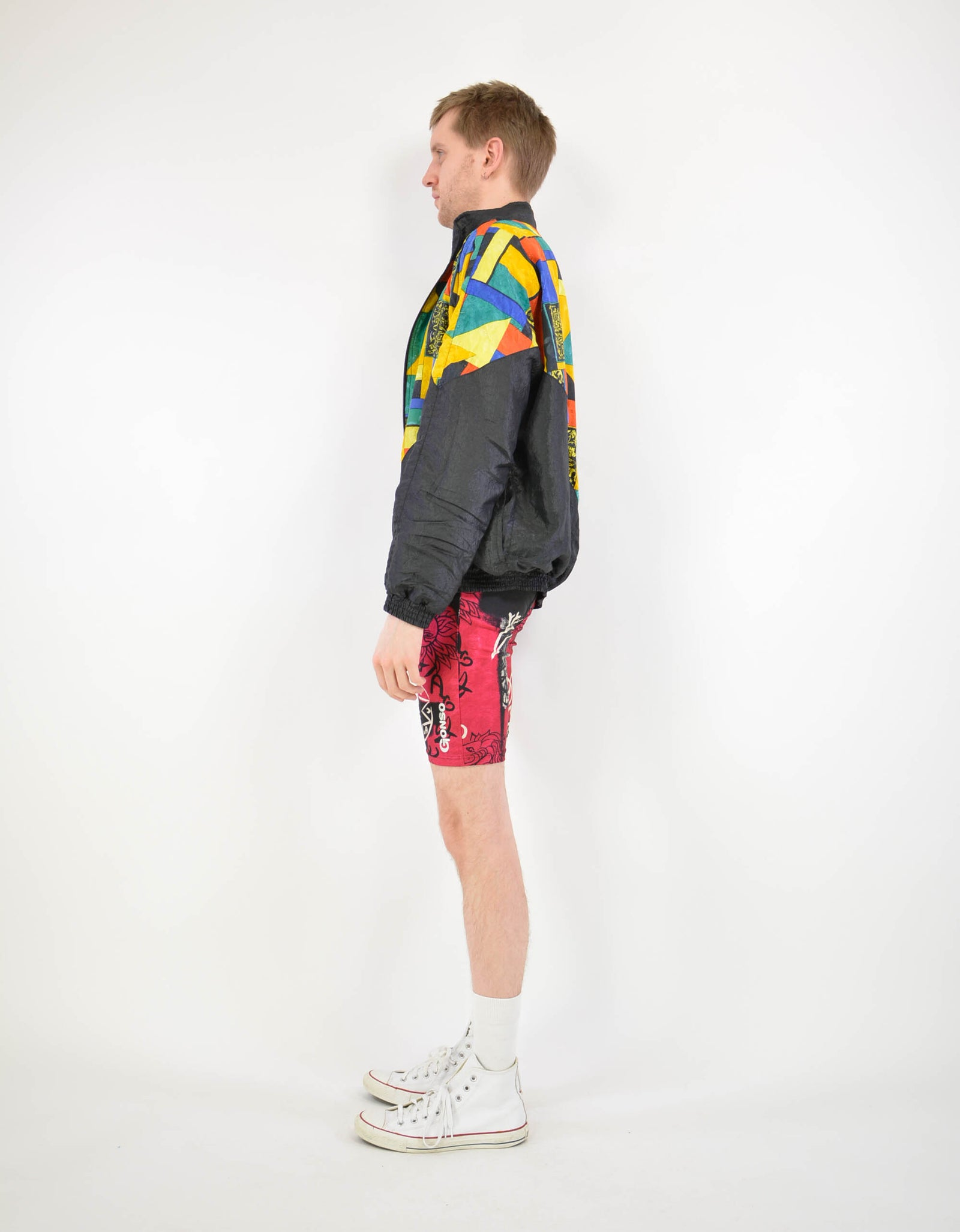 90s aerobic suit - PICKNWEIGHT - VINTAGE KILO STORE