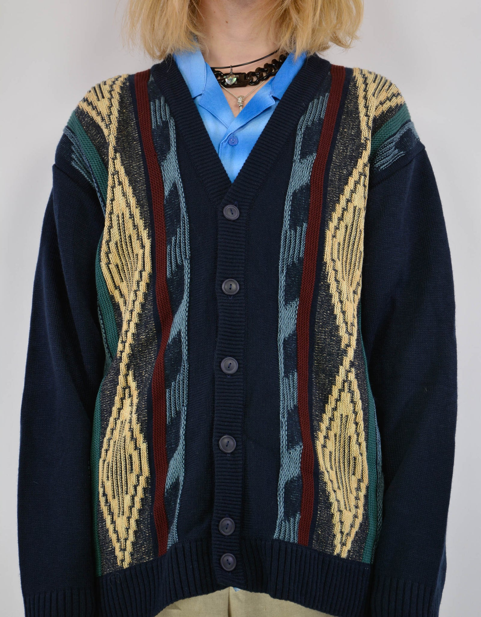 90s cardigan - PICKNWEIGHT - VINTAGE KILO STORE