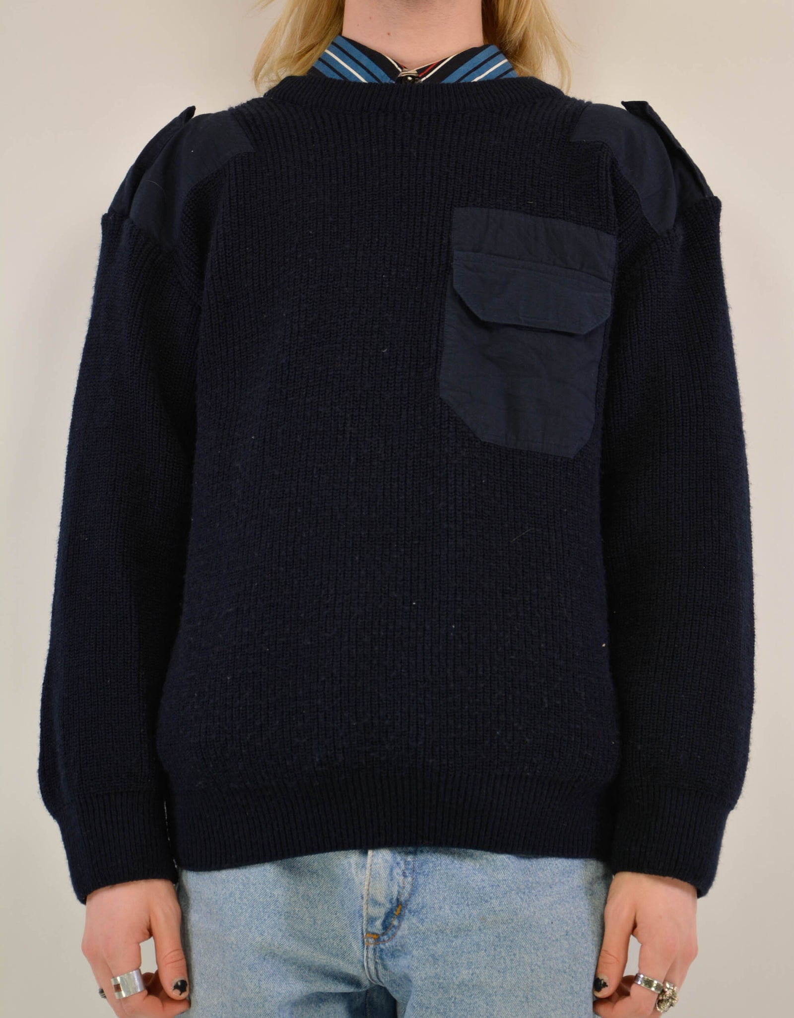 Outdoor sweater - PICKNWEIGHT - VINTAGE KILO STORE