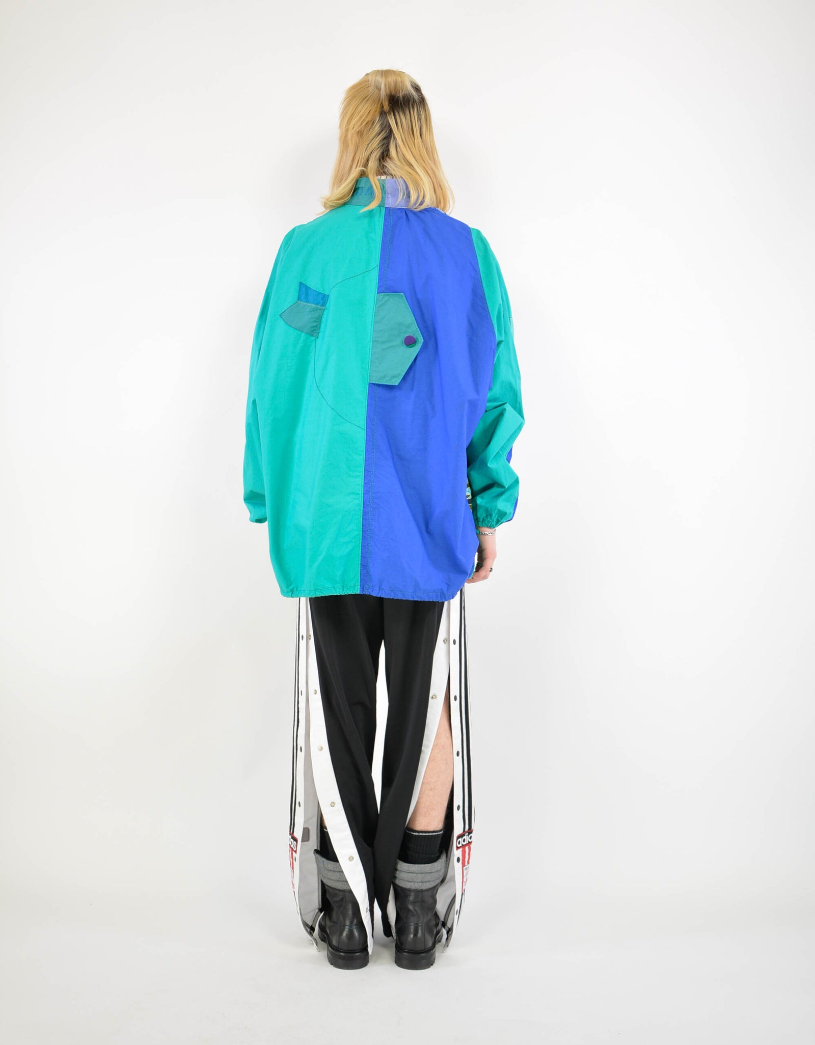90s poly jacket - PICKNWEIGHT - VINTAGE KILO STORE