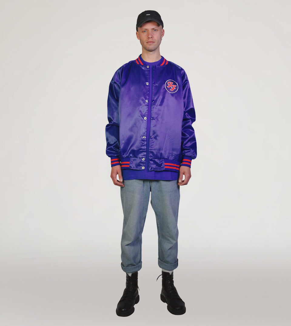 Band windbreaker jacket