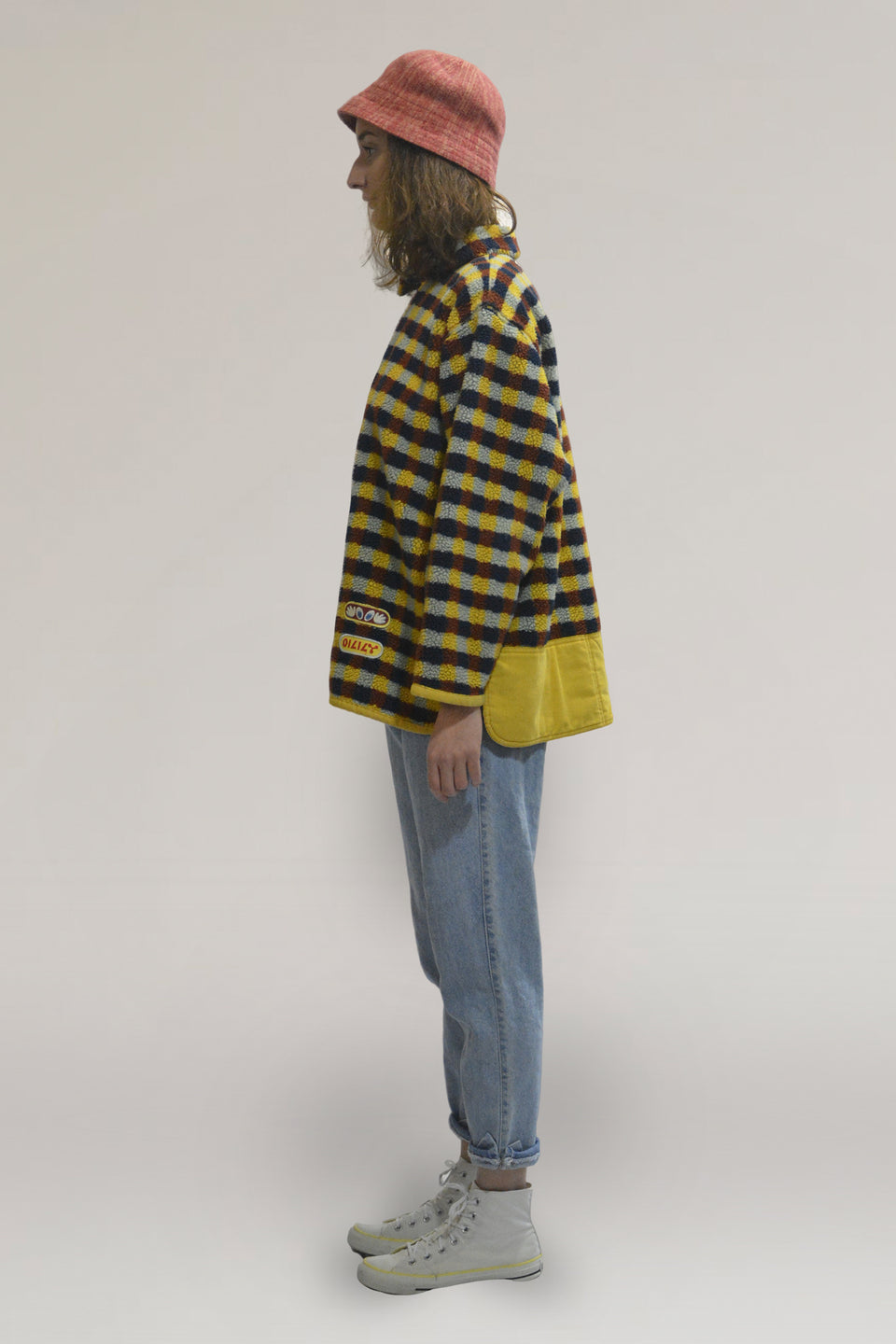 Striped knitwear