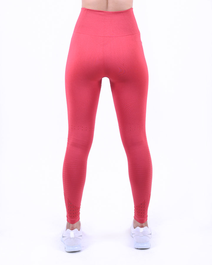 FLEX LEGGING ROUGE