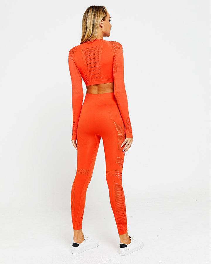 CUTE LEGGİNG ORANGE