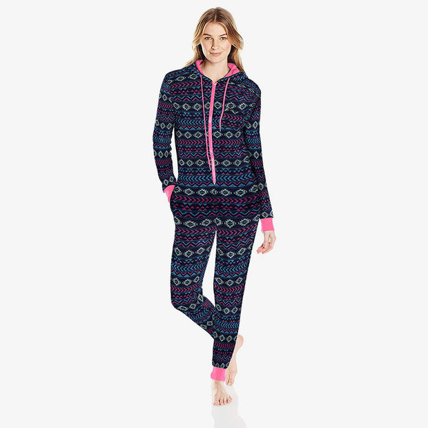 Andrea Sweater Fleece Onesie