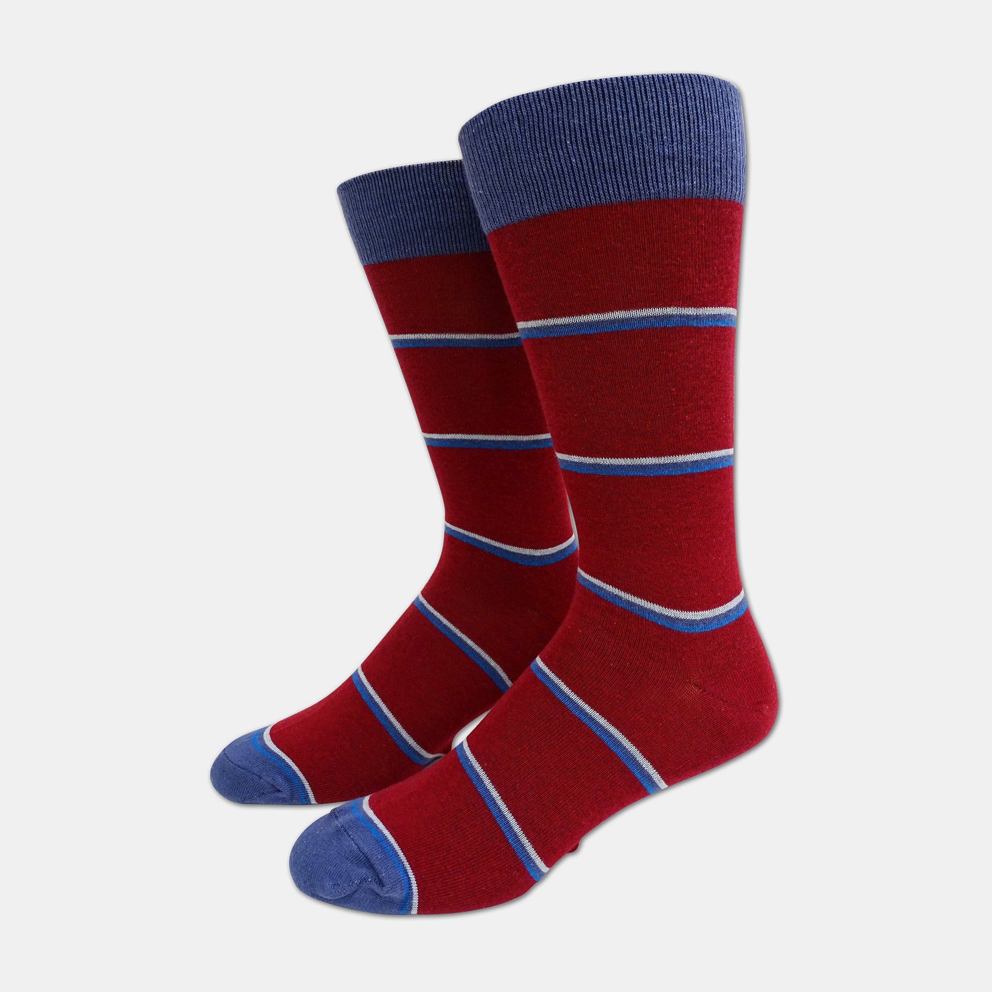 David Cotton Blend Socks