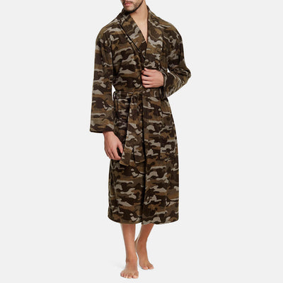 Nick Micro Fleece Robe