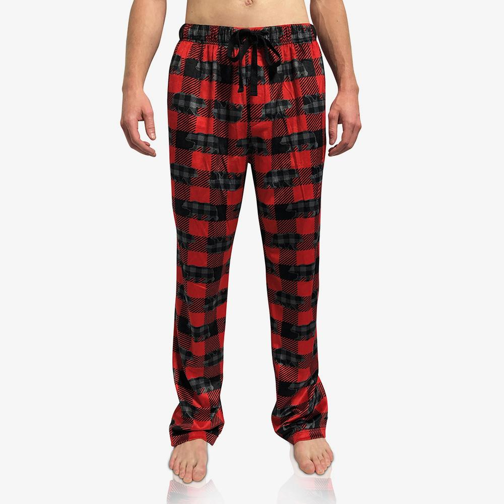 Jack Holiday Mink Fleece Pant
