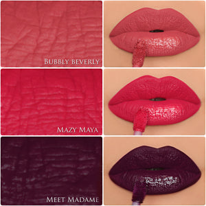 Meet Madame | Matte Lips