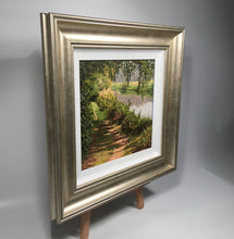 Load image into Gallery viewer, RIVERSIDE PATH - Original Oil Painting