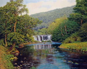 WATERFALL - Limited Edition Print