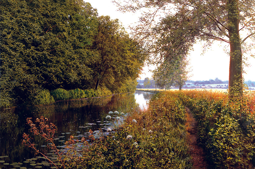 RIVER CHELMER WALK - Limited Edition Print