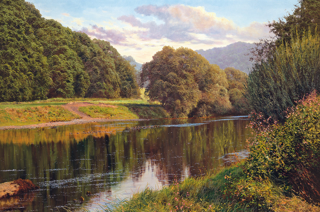 ROSS ON WYE - Limited Edition Print