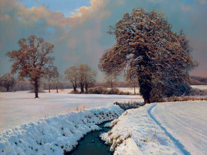 EARLY SNOW - Limited Edition Print