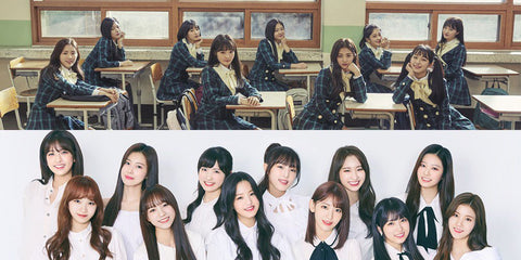 IZONE, took 1st place in 'The Show' – Uncle iDol