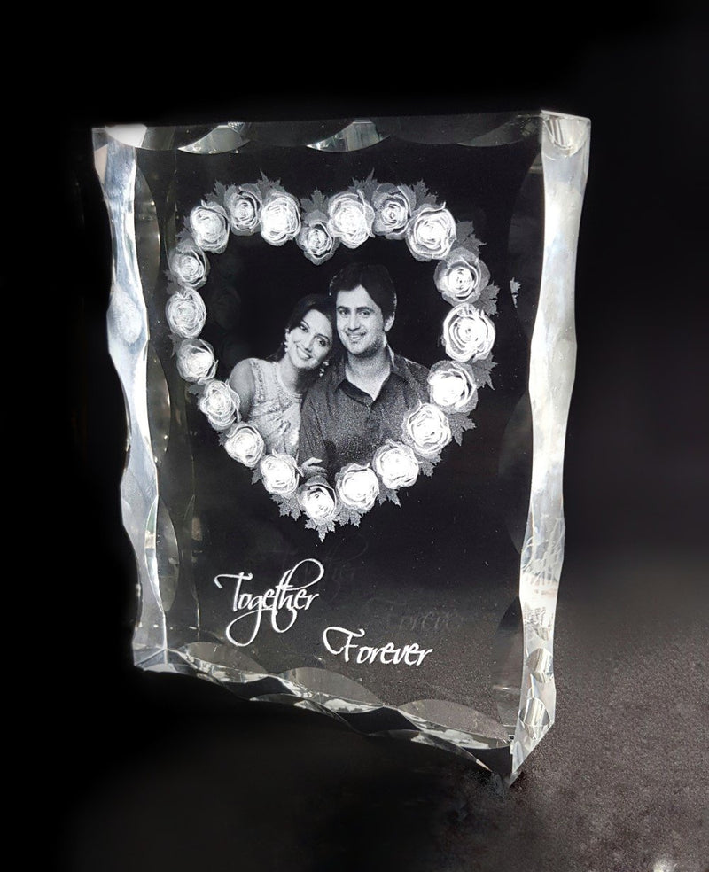 3D-Crystal Photo Gifts 3DFrame