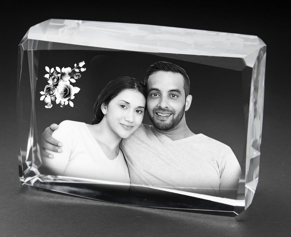 3D-Photo crystal gift BS7410
