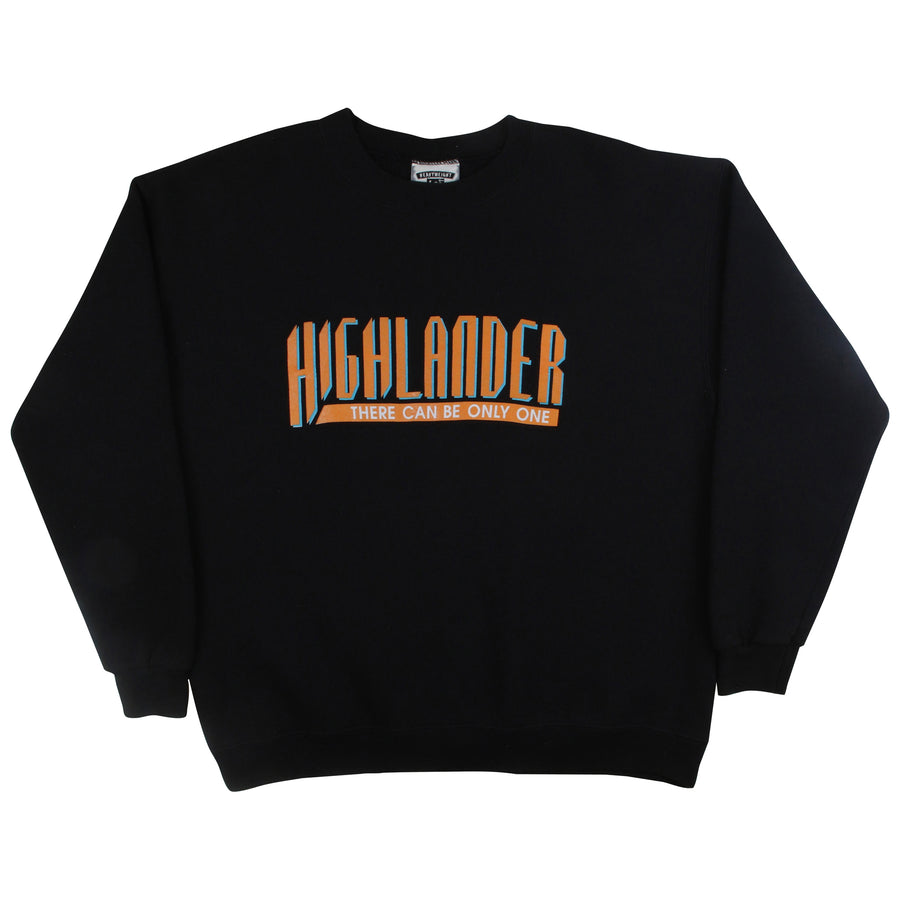 1990s Highlander There Can Only Be One Sweatshirt XL