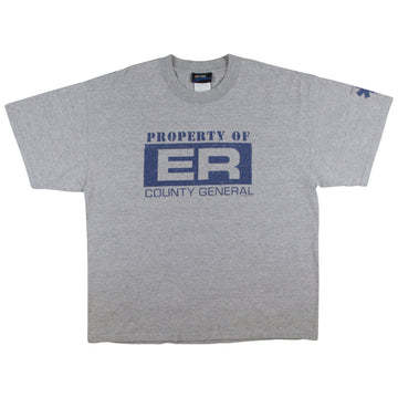 1996 ER Property Of County General T-Shirt XL