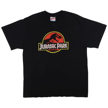 1992 Jurassic Park Amblin Entertainment T-Shirt L
