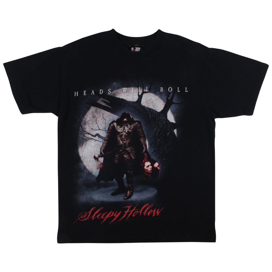 1999 Sleepy Hollow Paramount Pictures T-Shirt L
