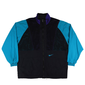 1994 Nike Alonzo Mourning Sample Track Jacket 2XL
