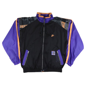 1990s Nike Maximal Power Track Jacket M