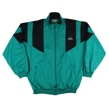 1990s Adidas Equipment Track Jacket L