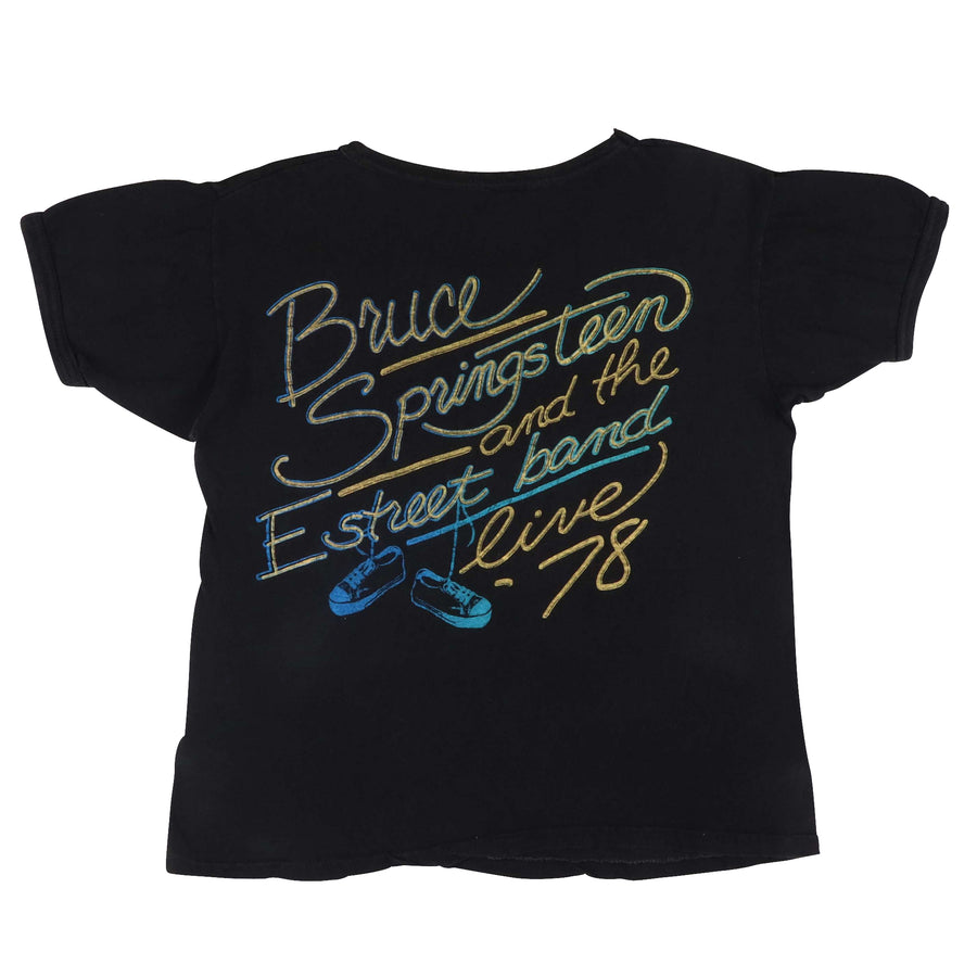 1978 Bruce Springsteen & The E Street Band Live T-Shirt M