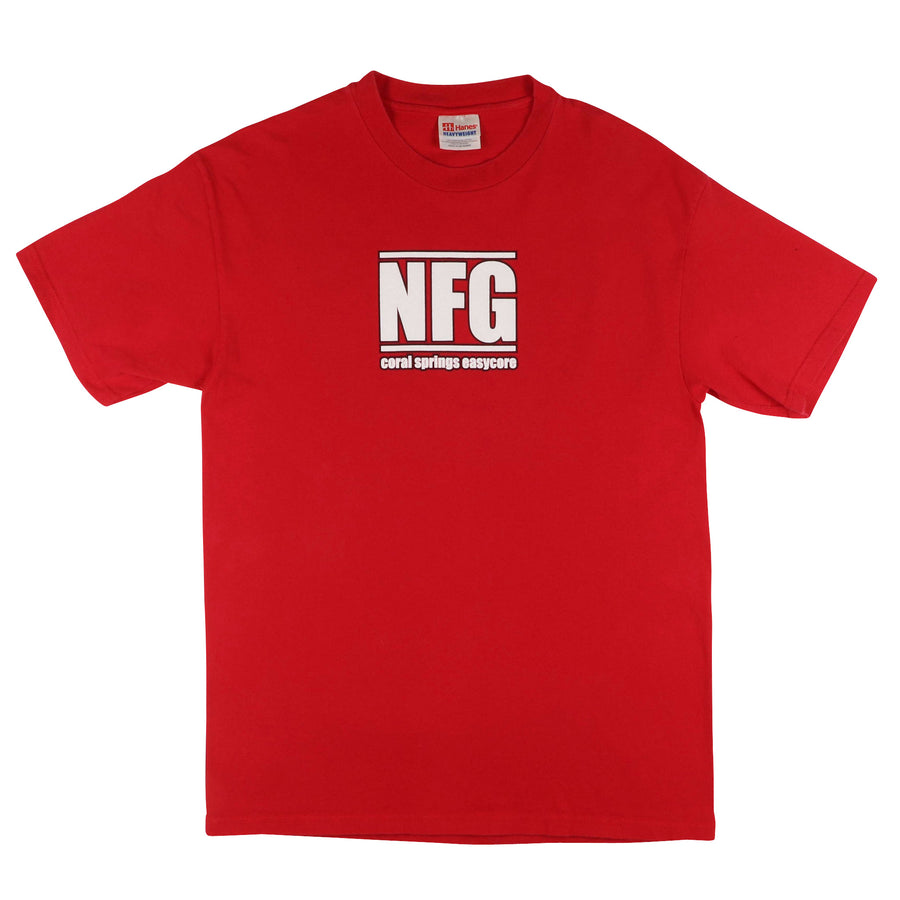 2000 New Found Glory Coral Springs Easycore Album T-Shirt M
