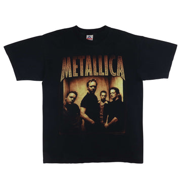 1998 Metallica Reload US Summer Concert Tour T-Shirt L