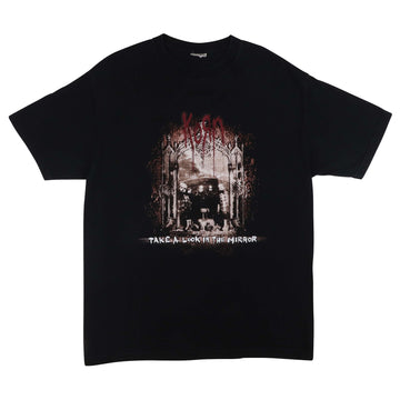 2003 Korn Take A Look In The Mirror Album T-Shirt L