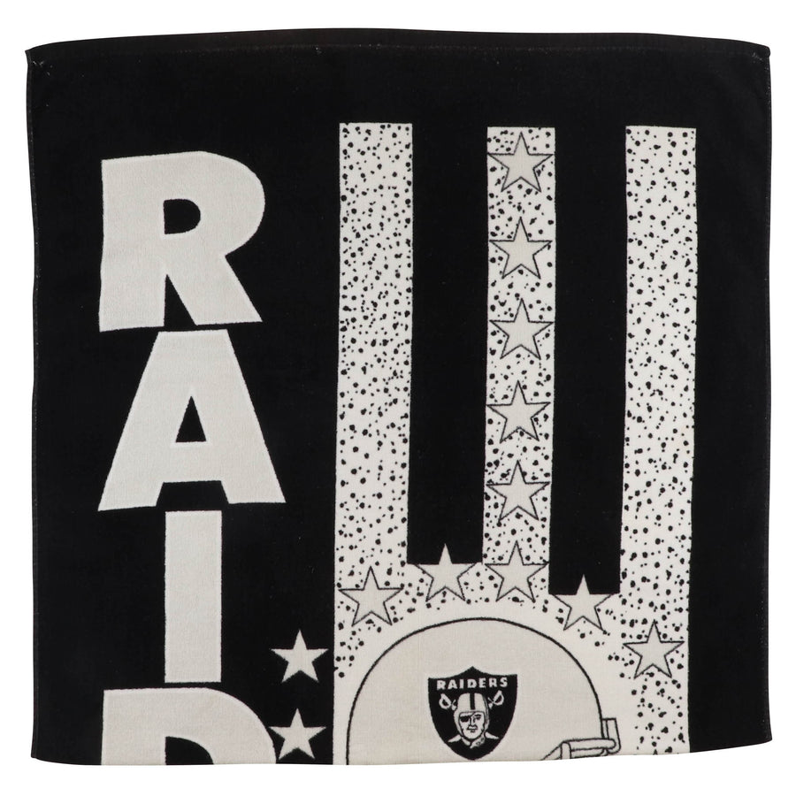 1990s Los Angeles Raiders Terry Cloth Beach Towel