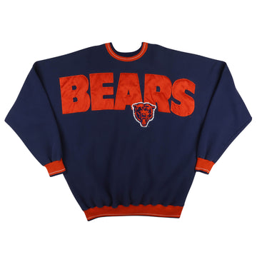 1990s Chicago Bears Sweatshirt 2XL