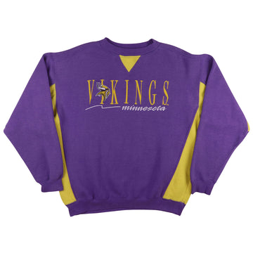 1990s Minnesota Vikings Sweatshirt M