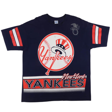 1994 New York Yankees Double Sided T-Shirt XL