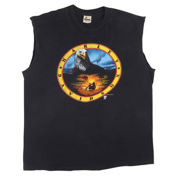 1986 Harley Davidson Good Times For Sale Custom Tank Top L