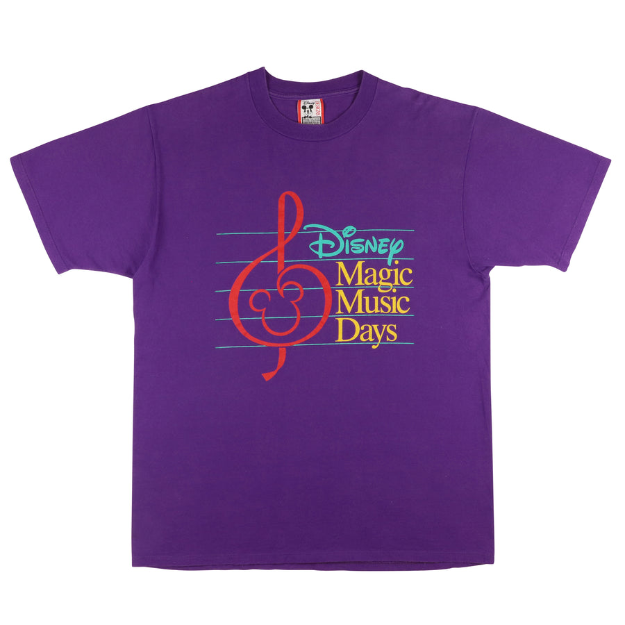 1990s Disneyland Magic Music Days T-Shirt L