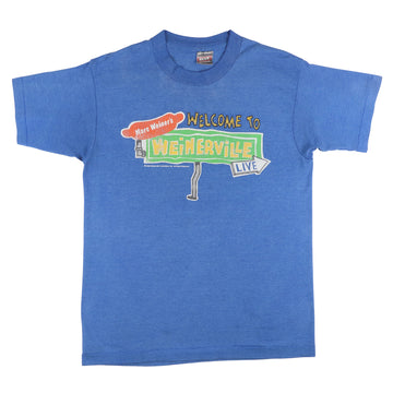 1995 Nickelodeon Welcome To Weinerville Live 'I'm Boney' T-Shirt M