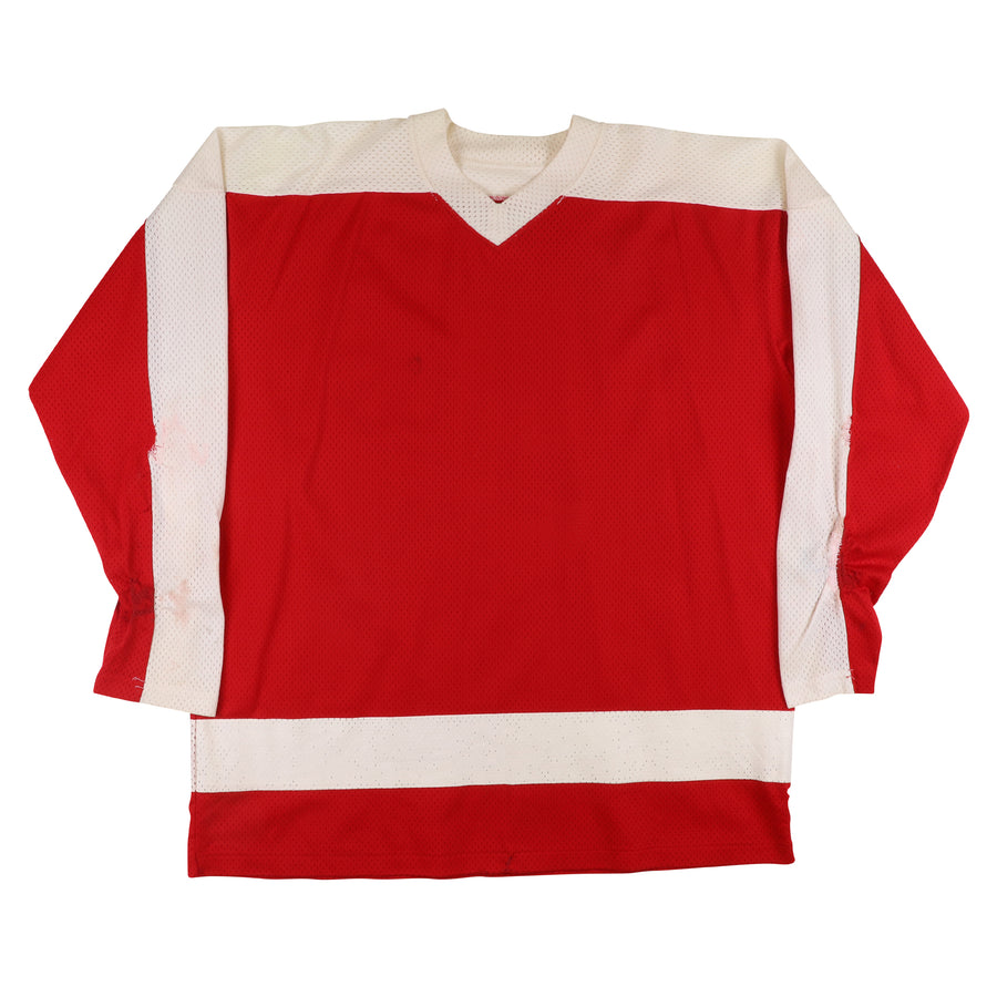 1972-1973 Game Used Wisconsin Badgers Practice Jersey XL